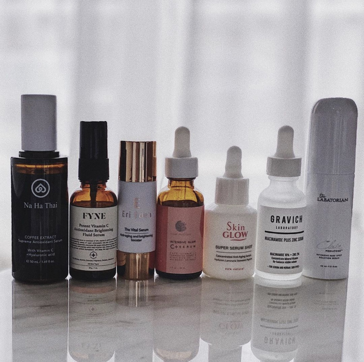 Intensive Glow C+ Serum mentioned by 3dotssaidso